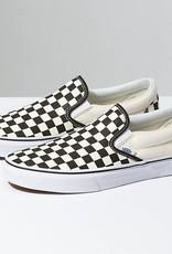 Vans Vans - Yth CLASSIC SLIP ON - Checkerboard - Blk/Wht