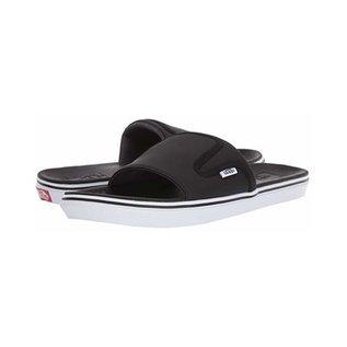 Vans Vans - ULTRACUSH Slide-On Sandal - Black