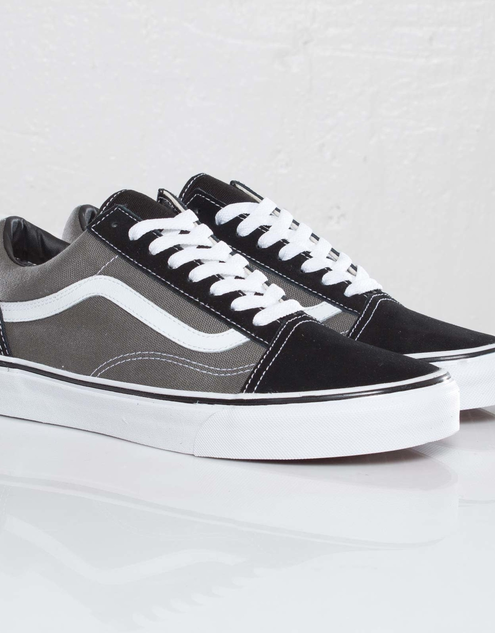 Vans Vans - OLD SKOOL - Blk/Pewter -