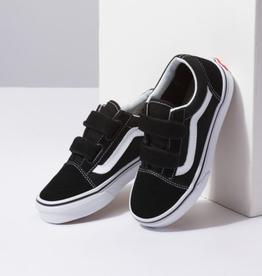 Vans Vans - Yth Old Skool Velcro - Blk/Wht