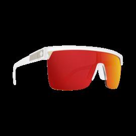 SPY SPY - FLYNN 5050 - Matte Crystal w/ HD Plus Gray Green Red Spectra Mirror