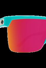 SPY SPY - FLYNN 5050 - Teal w/ Pink Spectra Mirror