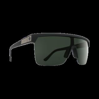 SPY SPY - FLYNN 5050 - Soft Matte Black w/ HD Plus Gray Green