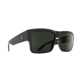 SPY SPY - CYRUS - Matte Black w/ HD Plus Gray Green