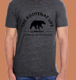Kootenay Life Kootenay Life - KL COMPANY TEE - Black -