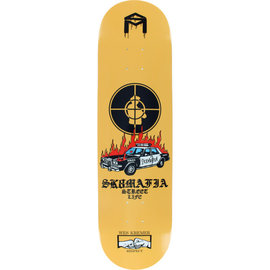 "SK8MAFIA - Kremer Street Life - 8.25"" - Free Grip"
