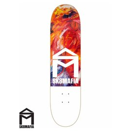 "SK8MAFIA - House Logo Oil High - 8.25"" - Free Grip"