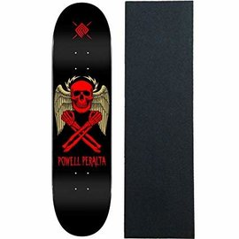 "Powell Peralta - Halo Deck - 8.25"" - Free Grip"