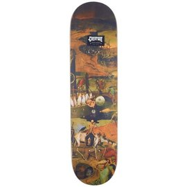 Creature - DEATH RIDES - EVERSLICK DECK - 8""