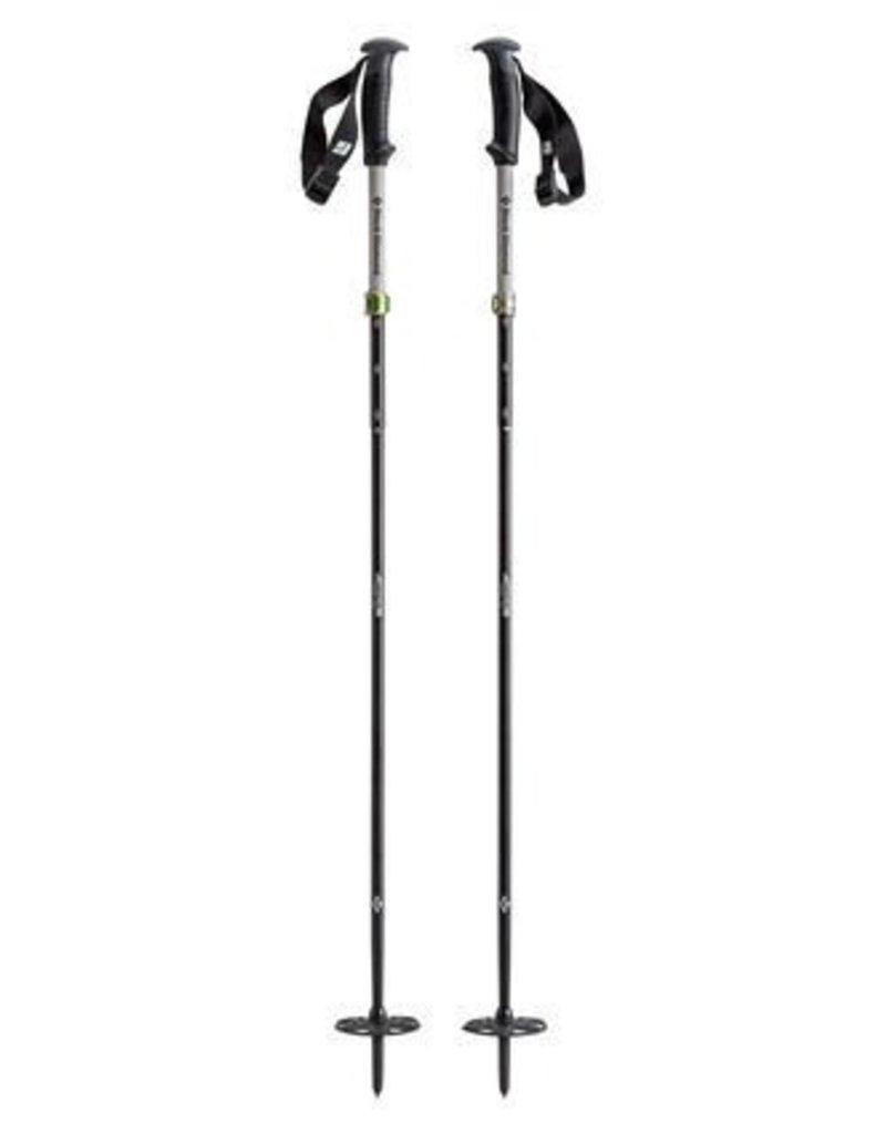 Black Diamond - COMPACTOR POLES - Black - 115-135 cm