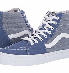 Vans Vans - Yth SK8-HI ZIP- Canvas True Navy -