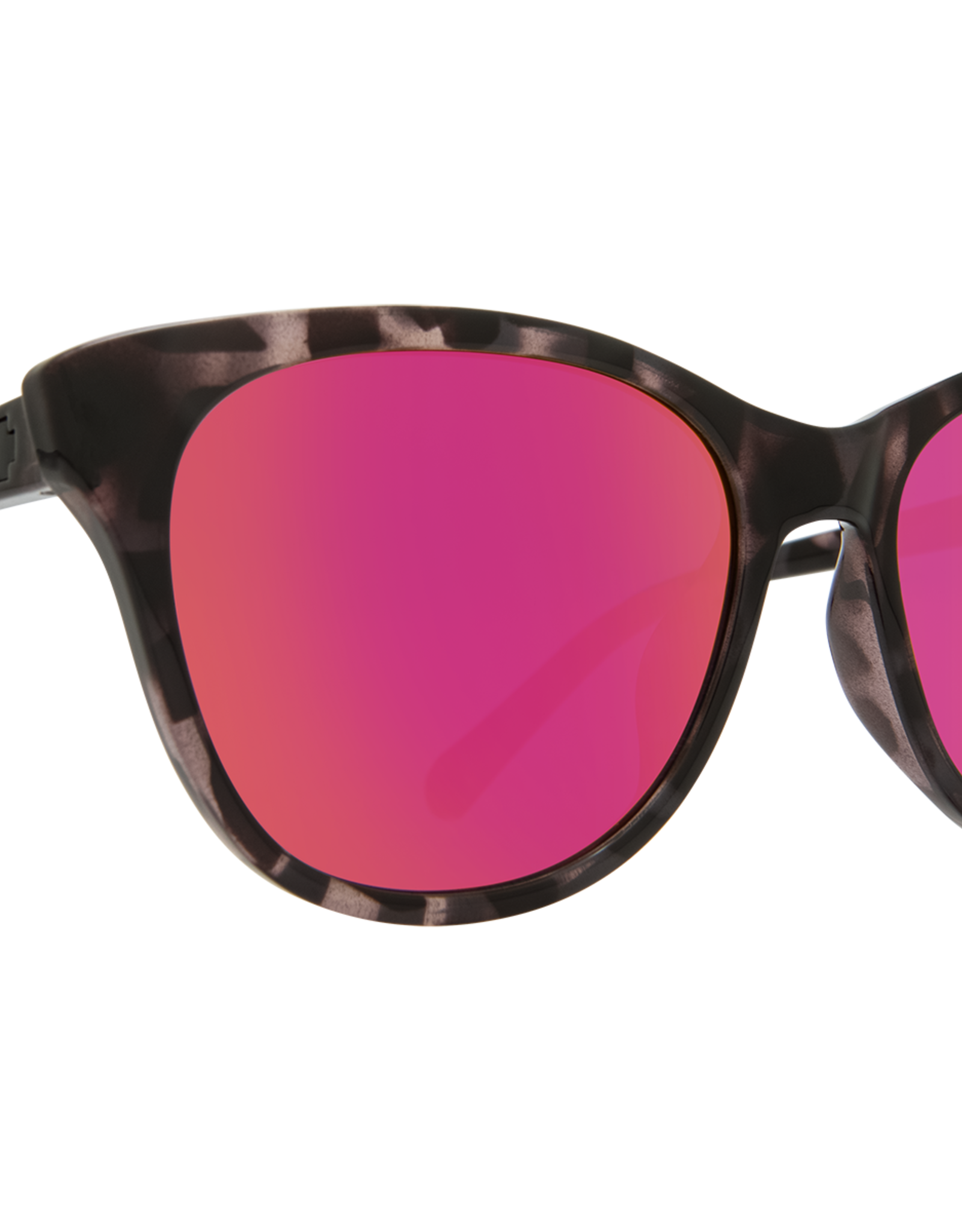 SPY SPY - SPRITZER - Black Tort w/ Pink Spectra