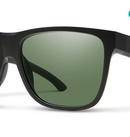 Smith Optics Smith - LOWDOWN XL 2 - Matte Black w/ CP POLAR Gray Green