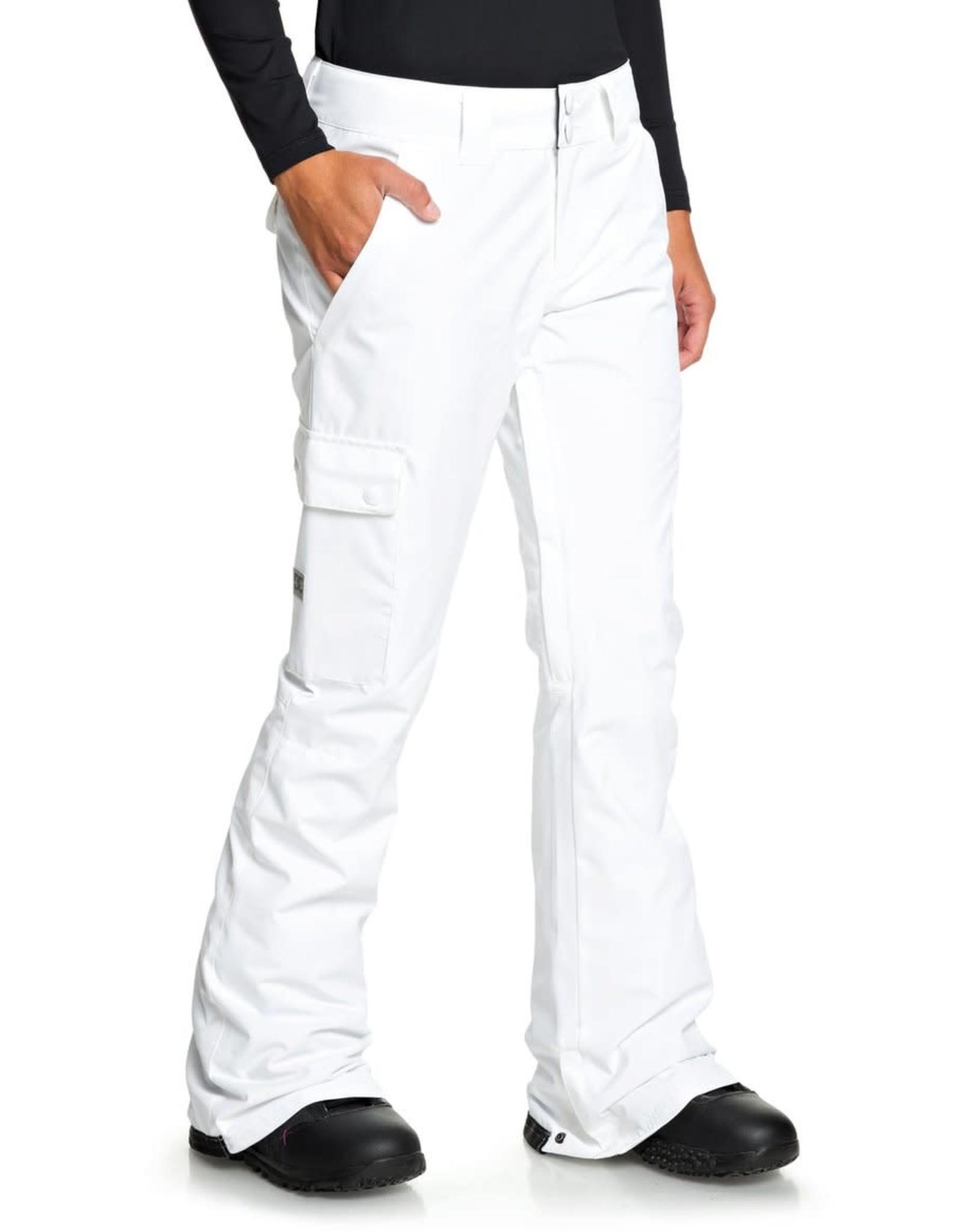 DC DC - Wmns RECRUIT PANT - White -