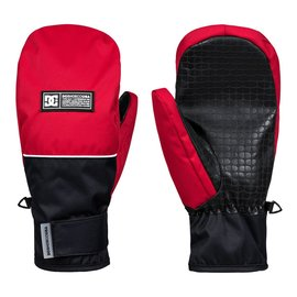 DC DC - Mens FRANCHISE MITT - Raceing Red -