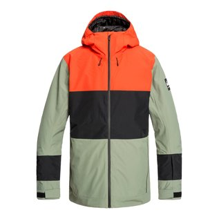 Quiksilver QuikSilver - SYCAMORE Jkt - Agave Grn -