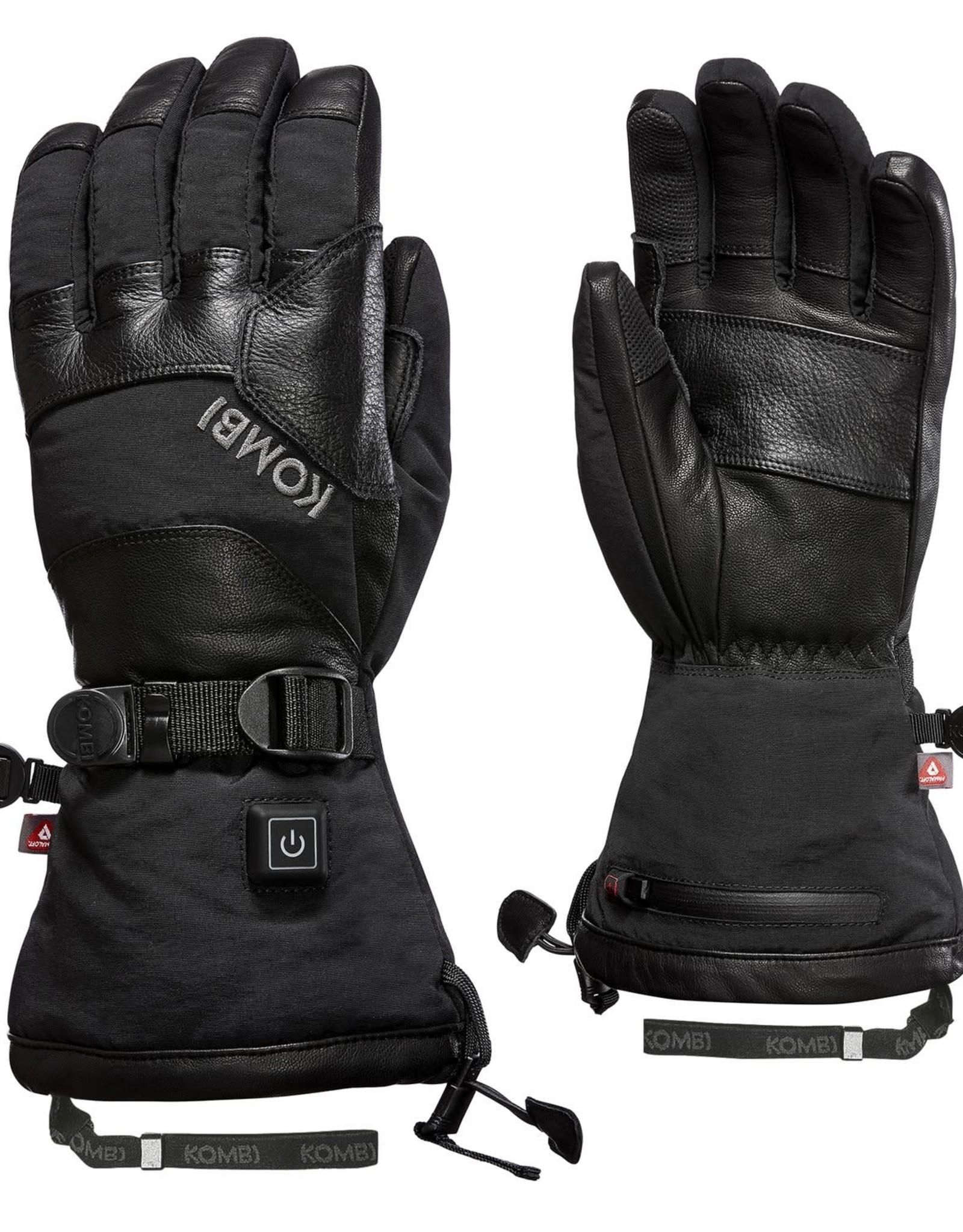 Kombi Kombi - WARM UP POWER Glove - Black -