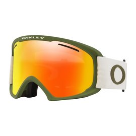 Oakley Oakley - O Frame 2 XL PRO - Dark Brush Gry - w/Fire + Persimmon