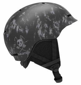 Salomon - GROM Jr Helmet - Blk Tie Dye -