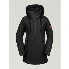 Volcom Volcom - Fern Gore INS. Pullover JACKET - Black -