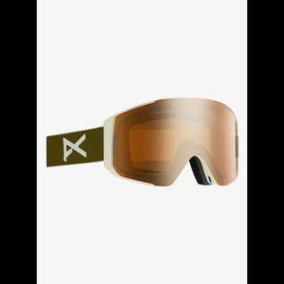 Anon Anon - SYNC M-FUSION - Olive w/ SONAR Bronze + BONUS SONAR Lens