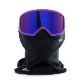 Anon Anon - DERINGER MFI - Purple w/ Violet + BONUS Lens + FACEMASK