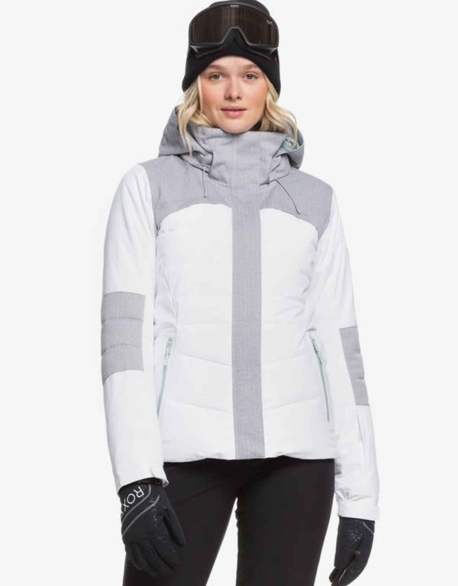 Roxy Roxy - Dakota Jkt - Bright White -
