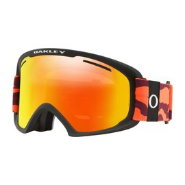 Oakley Oakley - O Frame 2 XL PRO - Neon Org Camo - w/Fire + Persimmon