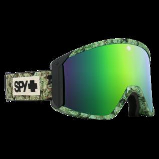 SPY Spy - RAIDER - KUSH w/ Green Spectra Mirror + Bonus Lens