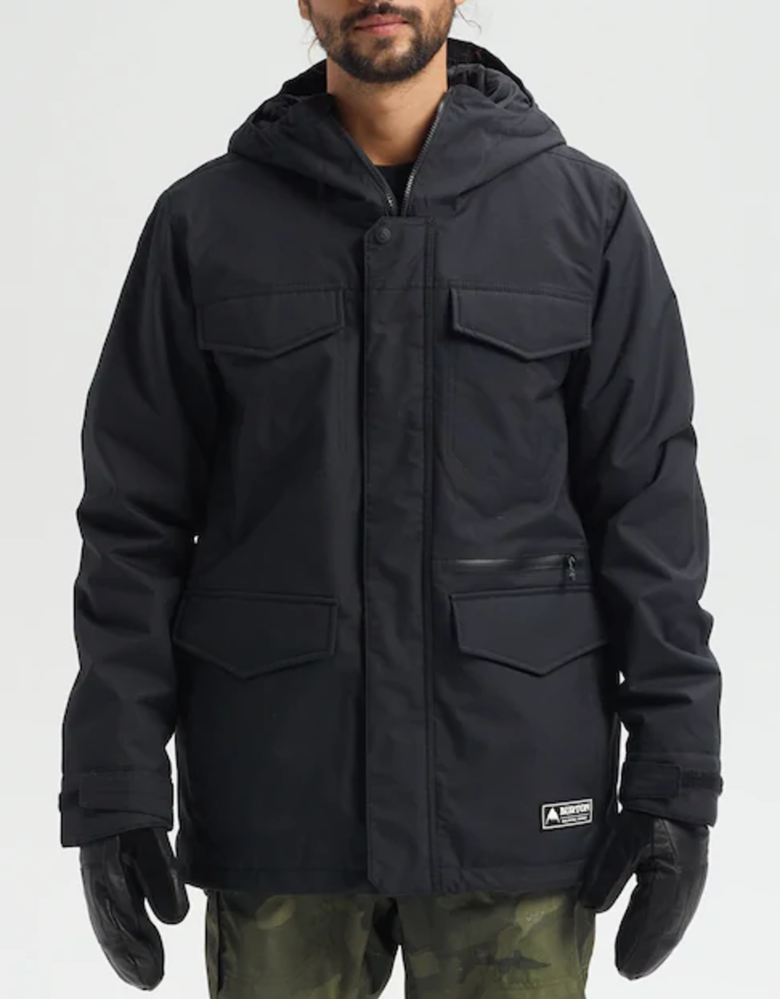 Burton Burton - Mens COVERT Jkt - Black -