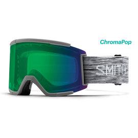 Smith Optics Smith - SQUAD XL - Cloudgrey w/ CP Everyday Green Mirror + Bonus CP Lens