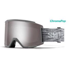 Smith Optics Smith - SQUAD XL - Cloudgrey w/ CP Sun Platinum Mirror + Bonus CP Lens