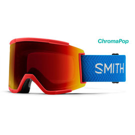 Smith Optics Smith - SQUAD XL - Rise Block w/ CP Sun Red Mirr + Bonus CP Lens