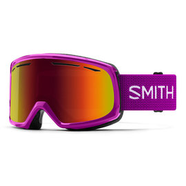 Smith Optics Smith - DRIFT - Fuchsia w/ Red Sol-X Mirror