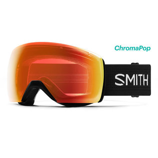 Smith Optics Smith - SKYLINE XL - Black w/ CP Everyday Red Mirror