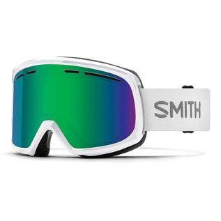 Smith Optics Smith - RANGE - White w/ Green Sol-X Mirror