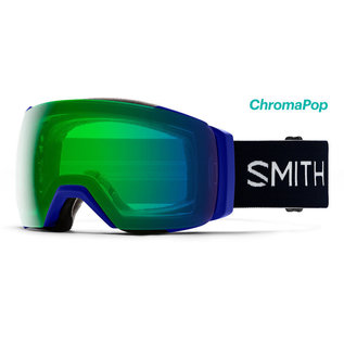 Smith Optics Smith - I/O MAG XL - Klein Blue w/ CP Everyday Green Mirror + Bonus CP Lens