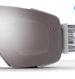 Smith Optics Smith - I/O MAG - Cloudgrey w/ CP Sun Platinum Mirror + Bonus CP Lens