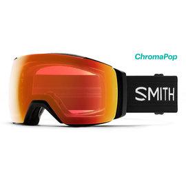 Smith Optics Smith - I/O MAG XL - Black w/ CP Everyday Red Mirror + Bonus CP Lens