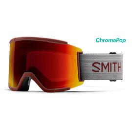 Smith Optics Smith - SQUAD XL - Oxide w/ CP Everyday Green Mirror + Bonus CP Lens