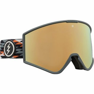 Electric Visual Electric - KLEVELAND - Nuevo Rust w/ Gold Chrome + Bonus Lens