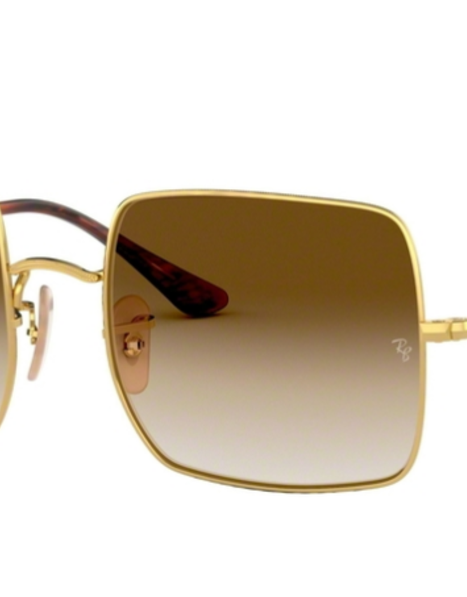 Ray-Ban Ray-Ban - SQUARE (RB1971) Gold w/ Clear Gradient Brown