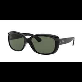 Ray-Ban Ray-Ban - JACKIE OHH 58 (601) - Black w/ Green