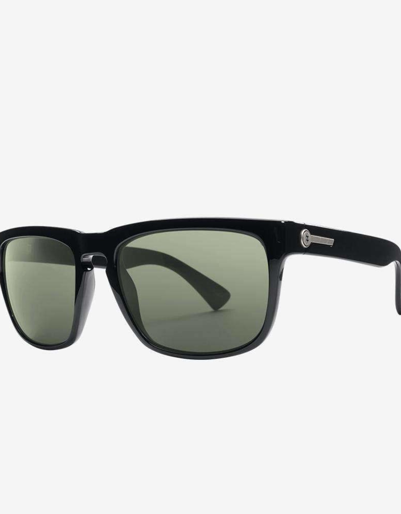 Electric Visual Electric - KNOXVILLE XL - Gloss Black w/ Grey