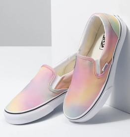 Vans Vans - CLASSIC SLIP-ON - (Aura Shift) - Multi/Wht -