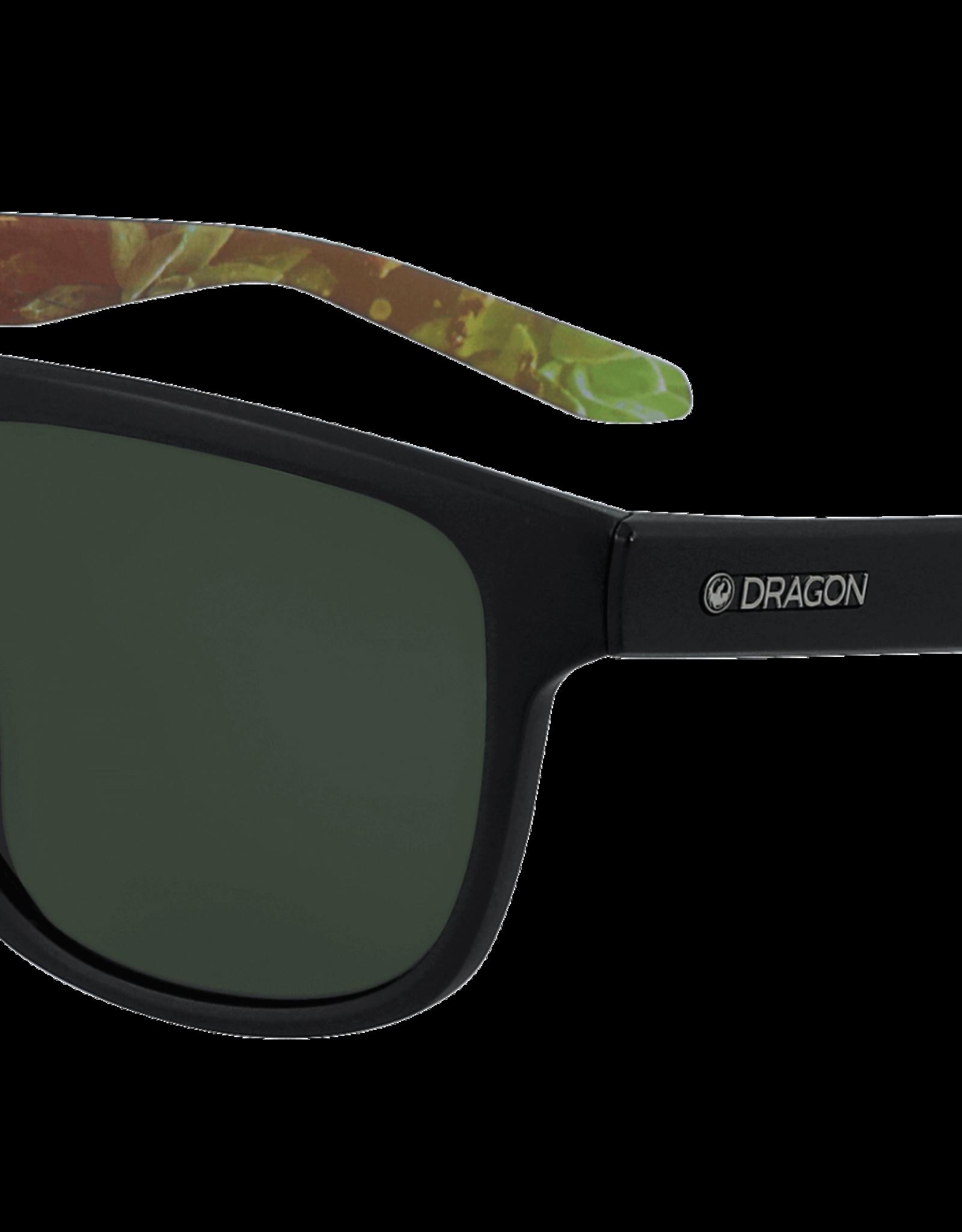 Dragon Dragon - SESH - Matte Black Succulent w/ LL G-15