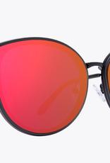 SPY Spy - COLADA - Matte Trans Gry/Blk w/ Rose Flash Mirror