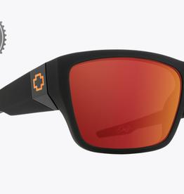 SPY Spy - DIRTY MO 2 - DALE JR Matte Blk w/ Orange Spectra Mirror
