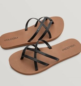 Volcom Volcom - NEW SCHOOL 2 SANDAL - BLK -