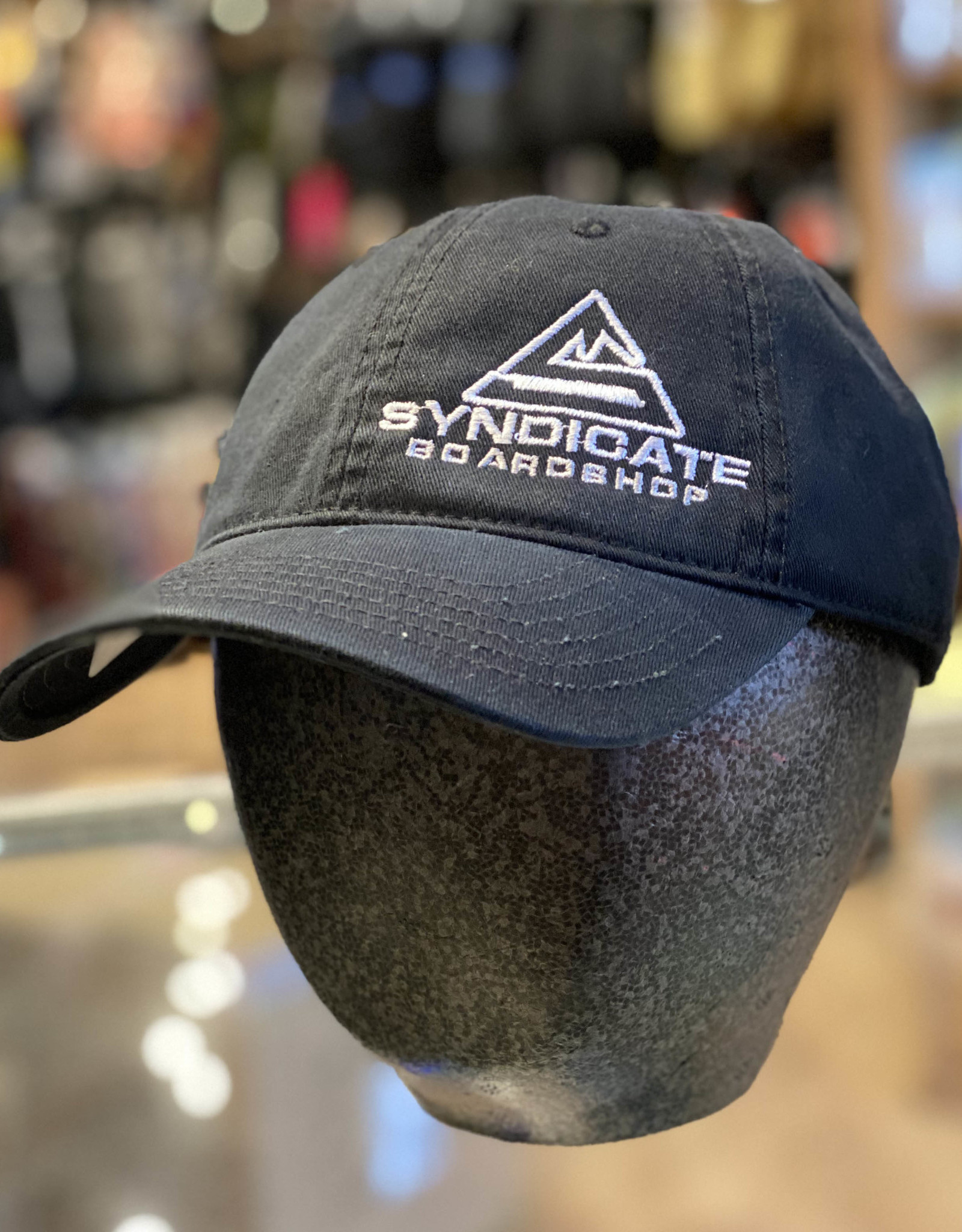 Syndicate Syndicate - DAD HAT - BLK - OSFA